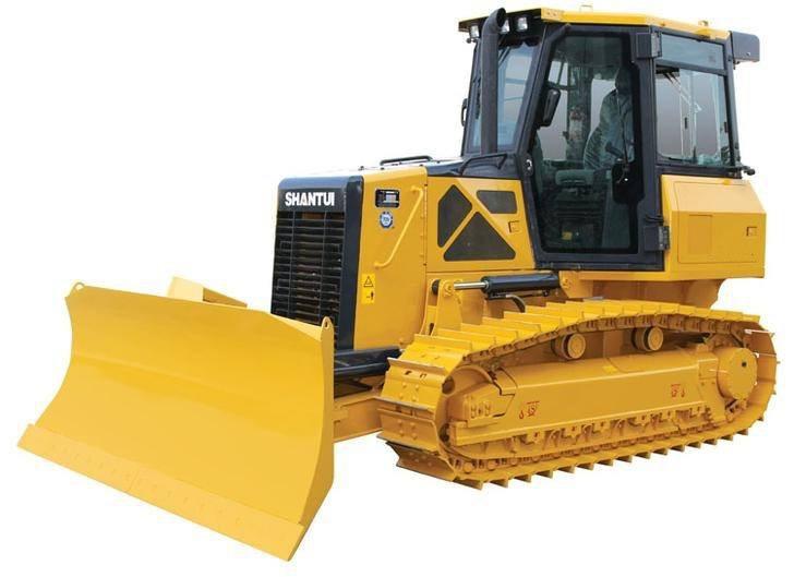 Bulldozer Shantui DH17