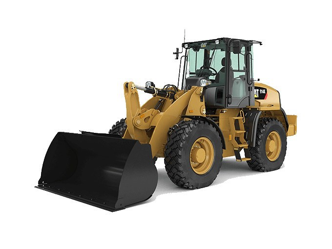 Wheel loader Caterpillar IT 24 F