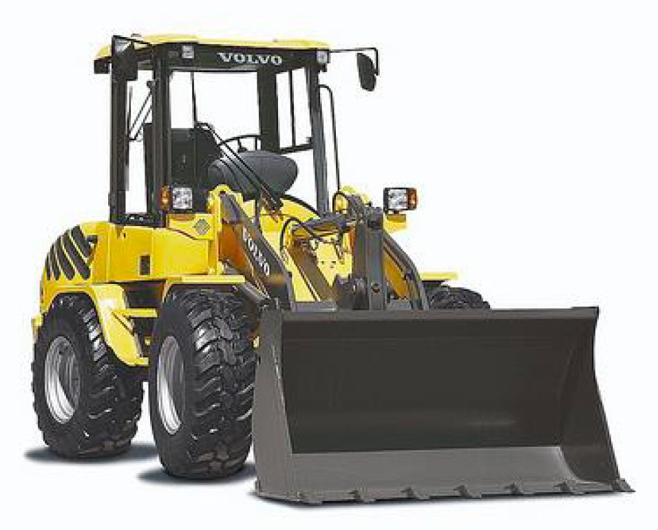 Wheel loader Volvo L60G