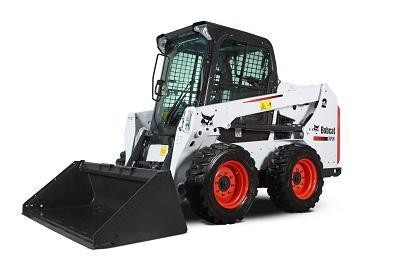 Mini loader Bobcat 763 G-2