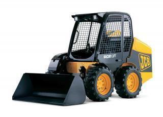 Mini-chargeuse JCB 300 T