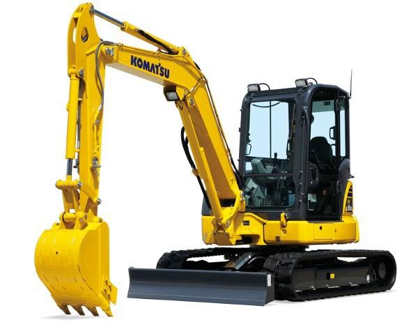 Mini excavator Komatsu PC45-1