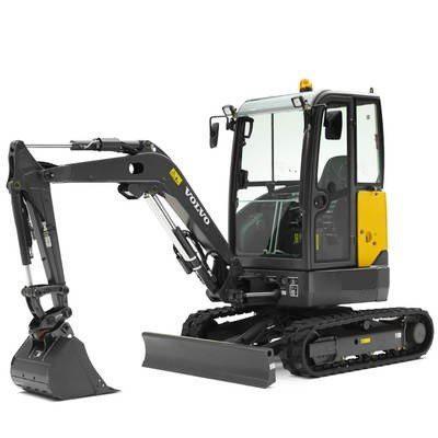 Mini excavator Volvo EC 20 B XTV