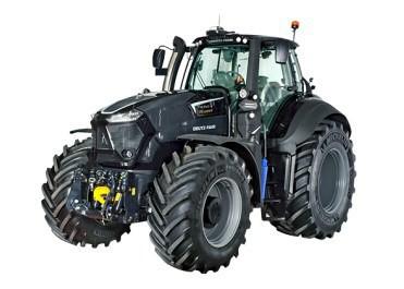 Tracteur DEUTZ-FAHR Agroton 165 Mk 3