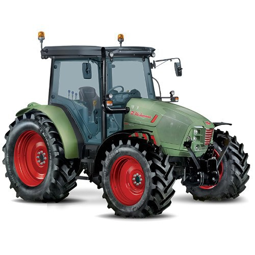 Tracteur HURLIMANN XA 607