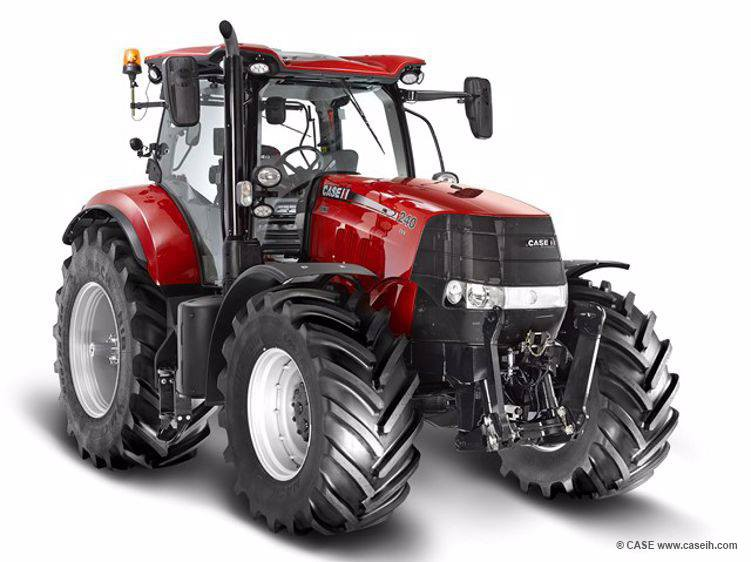 Tracteur CASE IH 4210 LP