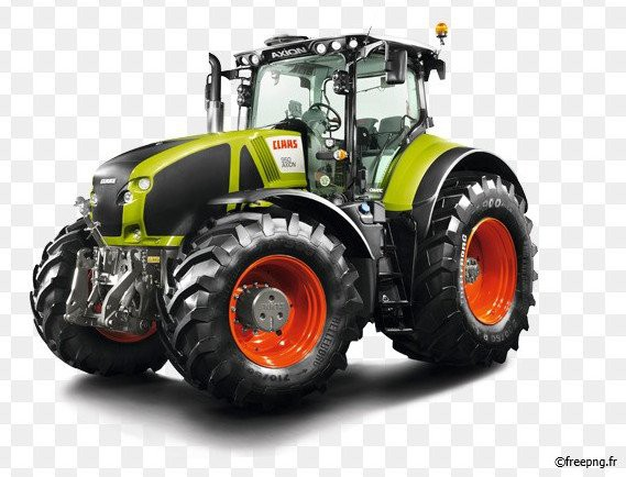 Tracteur CLAAS Axion 930 Cis+
