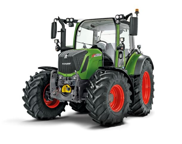Tracteur FENDT Favorit 512 C