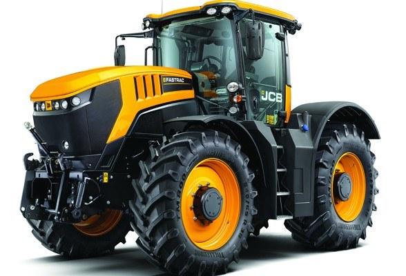 Tracteur JCB Fastrac 8250