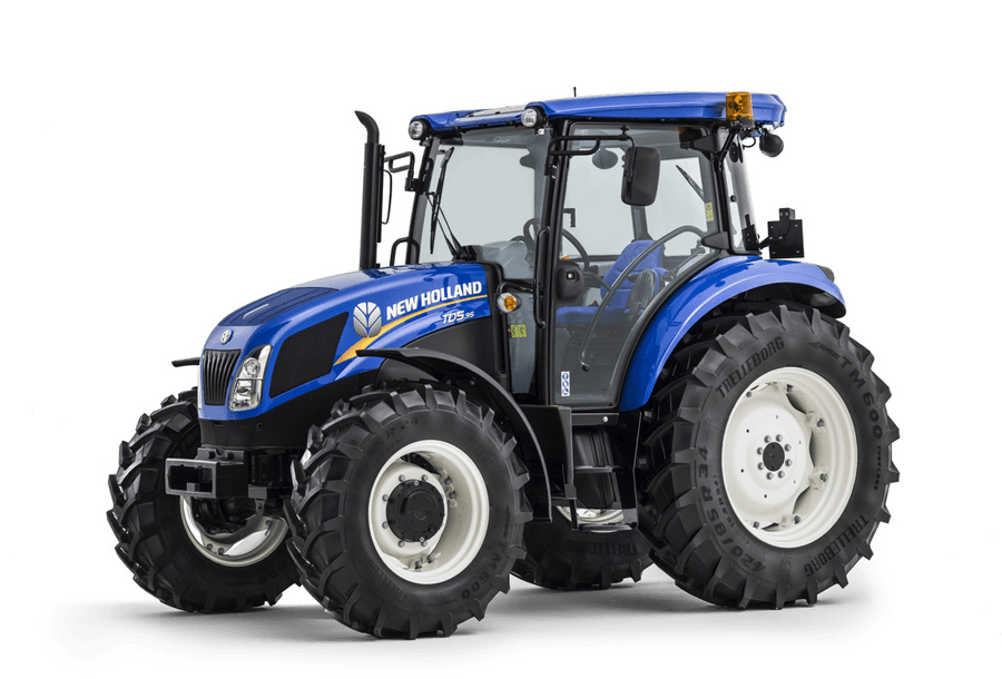Tracteur NEW HOLLAND T 6020 Elite
