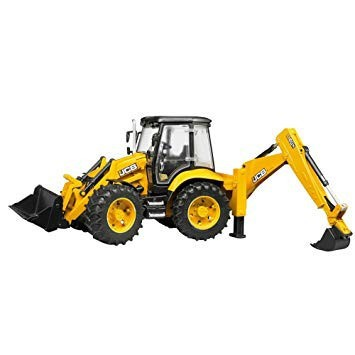 Tractopelle JCB 3CX-Eco
